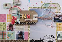 Scrapbook / by Sue Debbrecht Bingham