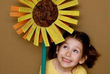 Kansas Theme / Preschool, kindergarten, early elementary theme / unit curriculum, crafts, songs, finger plays, printables, games, math, science, ideas.