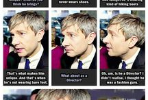 Martin Freeman, the king of sass