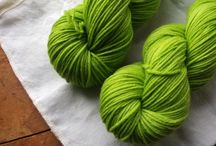 Green Apple / Color Inspiration / by ontheround