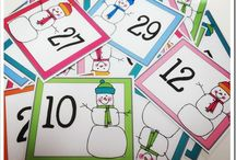 Calendar for kiddos / by Cara Johnson
