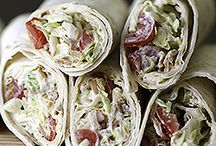 Wraps/Sandwichs / by Stacy Murphy