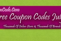 Free Coupon Codes 2015 / Free Online Coupon Codes 2015 at www.CouponnCode.Com