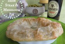 Irish food / by Cheryl Hutto