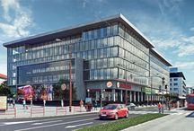 Danube Project / 3D Visualisation of one of the famous Slovakia hotel