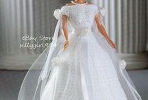 Barbie Trouwjurk