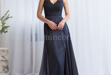 bridesmaids / gorgeous gowns for your party