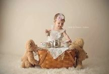 tea party photo shoot