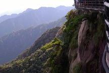 Unesco visited / Sites classés au Patrimoine mondial de l'Unesco déjà visités.