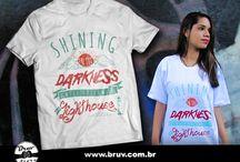 Bruv Store / Painel sobre os produtos da loja Bruv Store  www.bruv.com.br