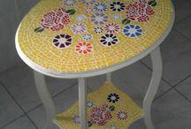 Elizabeth de Brito Valladares / Mosaico Michelle