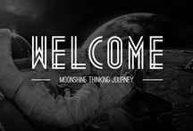 Moonshine Thinking / Come into our incredible team journey. / by Vinicius Pineschi