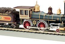 locomotive Model