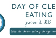Day of Clean Eating / Join us June 2 for a Day of Clean Eating. Take the pledge! http://www.bellechevre.com/cleaneating.php