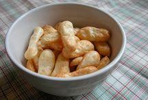LCHF - snacks