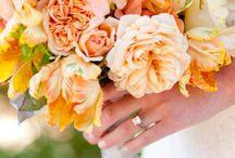 wedding flowers. / by Bailey Holmes