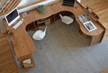 U Shaped Desk Designs / U Shaped Desk ideas for the modern office