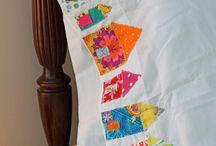 Applique / Applique patchwork and quilts
