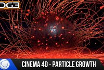 C4D Particle