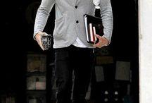 Men's Fashion / by Chantelle Fourie