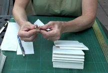 Bookbinding and Handmade Books / by Kim Werker