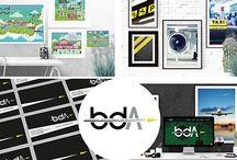 My work <3 / Branding, logo design, illustration and graphic design!