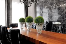 Dining decor / by Janeane Wolfe