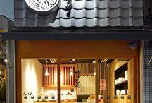Japanese style store