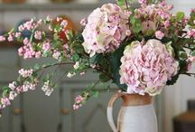 Wedding Flowers / Ideas for flowers at weddings and events