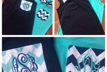 Monogram OBSESSED! / by Mandy Queen