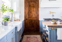 Kitchen rugs & mats