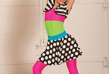 Dancing costume