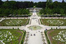 Tuinstijl barok