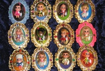retro childhhod toys and memories / by Tracy Keeling-Denniston