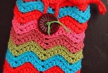 crochet and knitting / by Leoniekiwi