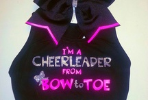 cheer stuff / by Michelle Berry