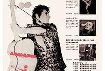 David Bowie concert posters + handbills / David Bowie concert posters and handbills