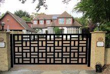 Porți & garduri
