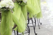 Zöld esküvő/Green wedding