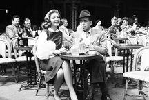 Humphrey Bogart & Paris