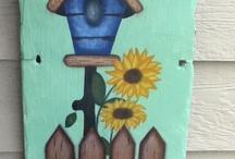slate painting