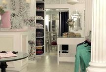 Backstage Magic - Retail Space Ideas / by Marlene Jeske