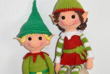 Crafts: Crochet: Xmas