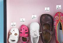 Kids shoe keepsake ideas