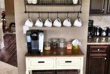 Kitchen Design Inspirations / Design ideas for kitchens.