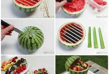 Frukt / Servreings tips