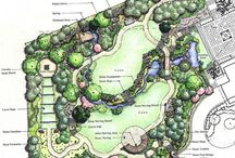#Landscape plans / This is my profession,my life!