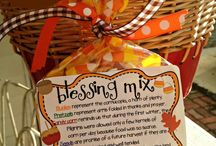 Thanks Giving treats / by Courtne'e Thorne