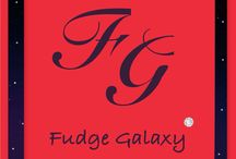 Fudge Galaxy / Hand crafted melt in your mouth fudges made in India!