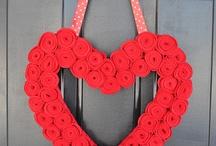 valentines day / by Posh Sitting